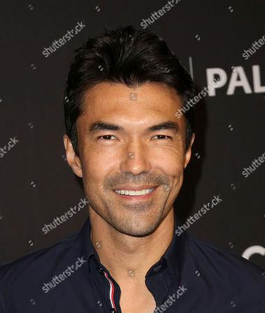 """Ian Anthony Dale, cast member of CBS's """"Hawaii Five-0"""" arrives at the 36th Annual PaleyFest at The Dolby Theatre, in Los Angeles"""