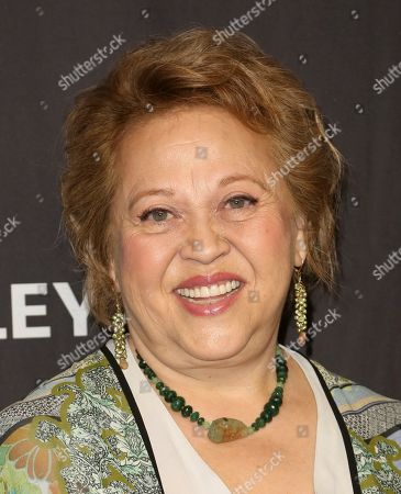 "Amy Hill, cast member of ""Magnum P.I."" arrives at the 36th Annual PaleyFest at The Dolby Theatre, in Los Angeles"