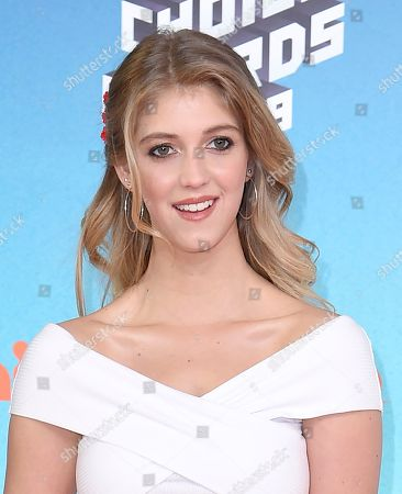Editorial picture of 2019 Kids' Choice Awards - Arrivals, Los Angeles, USA - 23 Mar 2019