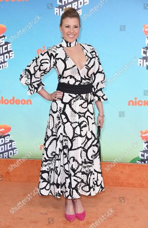 Josh Peck arrives at the Nickelodeon Kids' Choice Awards, at the Galen Center in Los Angeles