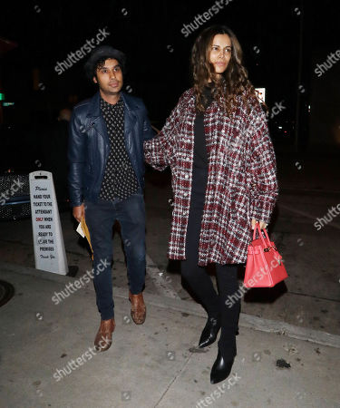 Editorial picture of Celebrities at Craig's Restaurant, Los Angeles, USA - 22 Mar 2019