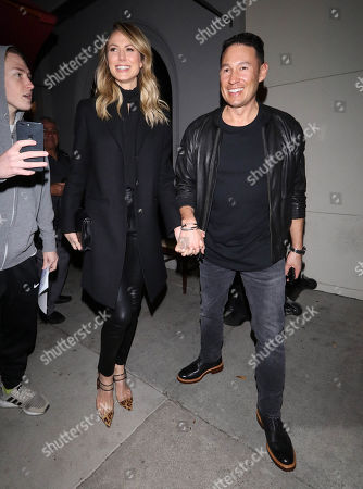 Editorial image of Celebrities at Craig's Restaurant, Los Angeles, USA - 22 Mar 2019
