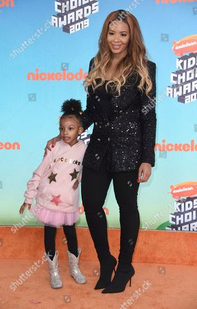 Vanessa Simmons, Ava Marie Jean Wayans. Vanessa Simmons, right, arrives with daughter Ava Marie Jean Wayans at the Nickelodeon Kids' Choice Awards, at the Galen Center in Los Angeles