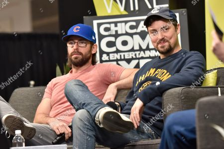 Editorial picture of 2019 C2E2 - Day 2 Freaks and Geeks Interview, Chicago, USA - 23 Mar 2019