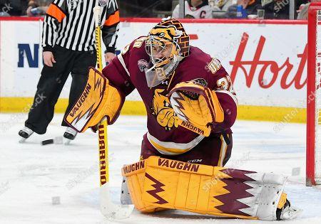 Editorial image of NCAA Men's Hockey Minnesota Duluth v St. Cloud, St. Paul, USA - 23 Mar 2019