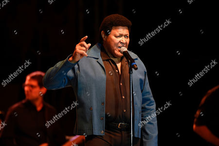 Editorial picture of Chubby Checker, Mary Wilson and Martha Reeves in Concert - , Miami, USA - 24 Mar 2019