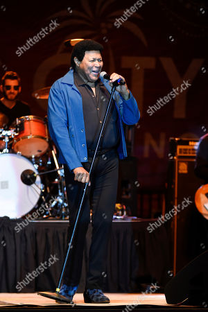 Editorial image of Chubby Checker, Mary Wilson and Martha Reeves in Concert - , Miami, USA - 24 Mar 2019