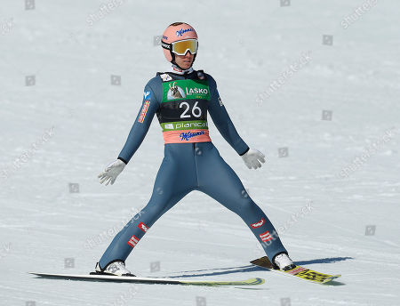 Editorial image of Ski Jumping, Planica, Slovenia - 24 Mar 2019