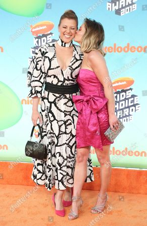 Jodie Sweetin and Candace Cameron Bure