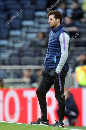 Editorial image of Tottenham Hotspur Under-18 vs Southampton Under-18, Under-18 Premier League, Football, Tottenham Hotspur Stadium, Tottenham, London, United Kingdom - 24 Mar 2019