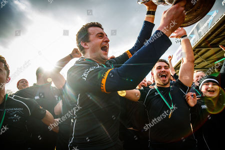 Stock Picture of Connemara vs Creggs. Connemara's Peter O'Toole lifts the trophy