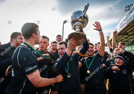 Editorial image of Connacht Rugby Junior Cup Final, Sportsground, Galway  - 24 Mar 2019