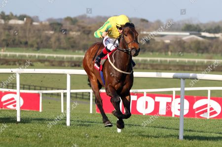 The Tote Irish Lincolnshire. Colin Keane onboard Karayaan comes home to win