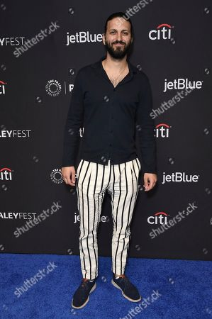 """Shazad Latif attends the 36th Annual PaleyFest """"Star Trek: Discovery and The Twilight Zone"""" at the Dolby Theatre, in Los Angeles"""