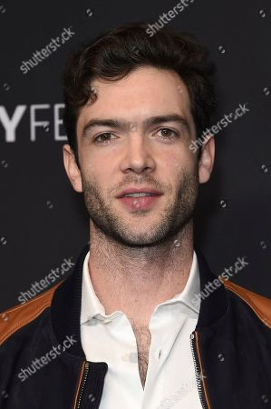 "Ethan Peck attends the 36th Annual PaleyFest ""Star Trek: Discovery and The Twilight Zone"" at the Dolby Theatre, in Los Angeles"