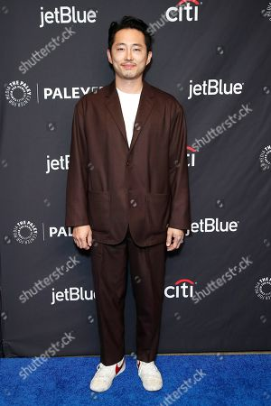 Editorial picture of Television talent attend PaleyFest LA 2019, Los Angeles, USA - 24 Mar 2019