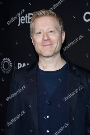 Anthony Rapp arrives for The Paley Center for Media's PaleyFest LA 2019 presentation for the television show 'Star Trek: Discovery' at the Dolby Theatre in Los Angeles, California, USA, 24 March 2019.