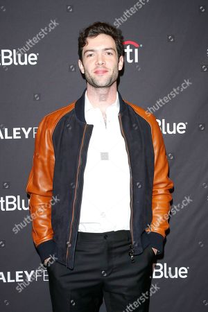 Ethan Peck arrives for The Paley Center for Media's PaleyFest LA 2019 presentation for the television show 'Star Trek: Discovery' at the Dolby Theatre in Los Angeles, California, USA, 24 March 2019.