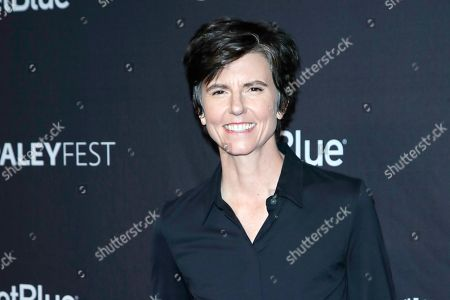 Tig Notaro arrives for The Paley Center for Media's PaleyFest LA 2019 presentation for the television show 'Star Trek: Discovery' at the Dolby Theatre in Los Angeles, California, USA, 24 March 2019.