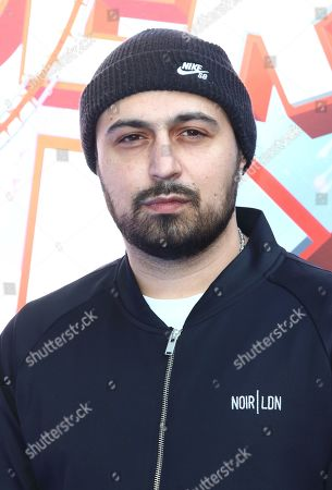 Stock Image of Adam Deacon