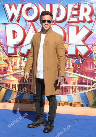 Editorial image of 'Wonder Park' film premiere, London, UK - 24 Mar 2019