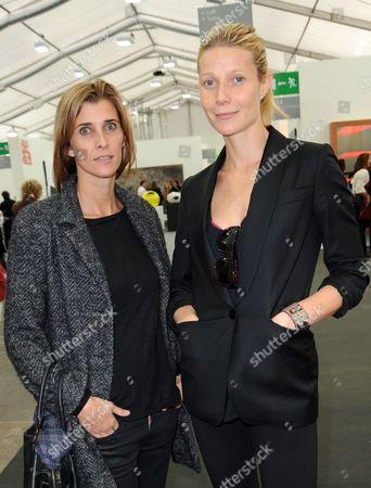 Princess Rosario and Gwyneth Paltrow