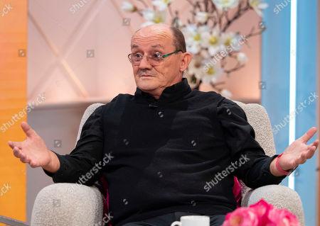 Editorial photo of 'Lorraine' TV show, London, UK - 25 Mar 2019