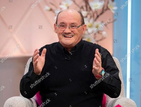 Editorial image of 'Lorraine' TV show, London, UK - 25 Mar 2019