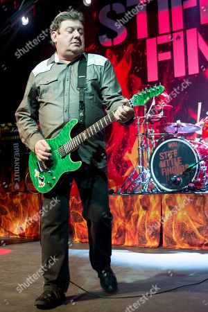 Editorial photo of Stiff Little Fingers 'Inflammable Material 40th Anniversary tour', o2 Kentish Town Forum, London, UK - 24 Mar 2019