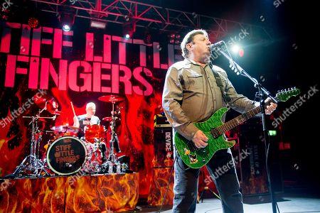 Stiff Little Fingers - Steve Grantley, Jake Burns