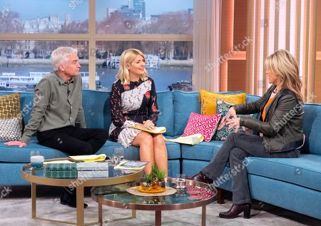 Editorial picture of 'This Morning' TV show, London, UK - 25 Mar 2019