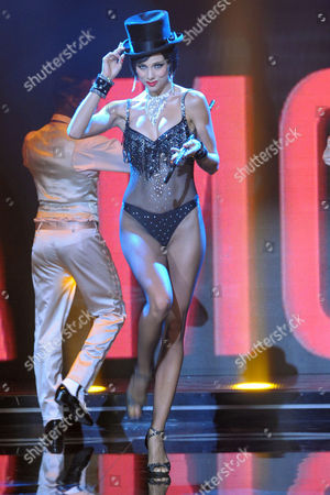 Dancer Nora Mogalle