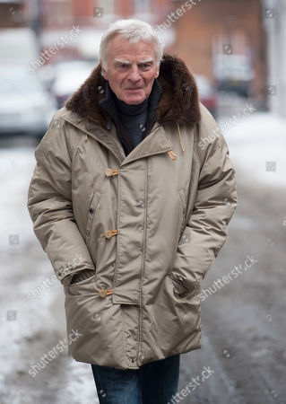 Max Mosley Pictured Today Near His Knightsbridge Home After Refusing To Apologise For Racist Election Leaflets Published Under His Name In 1961.