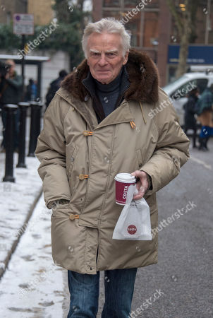 Stock Picture of Max Mosley Pictured Today Near His Knightsbridge Home After Refusing To Apologise For Racist Election Leaflets Published Under His Name In 1961.