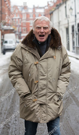 Editorial image of Max Mosley Pictured Today Near His Knightsbridge Home After Refusing To Apologise For Racist Election Leaflets Published Under His Name In 1961.
