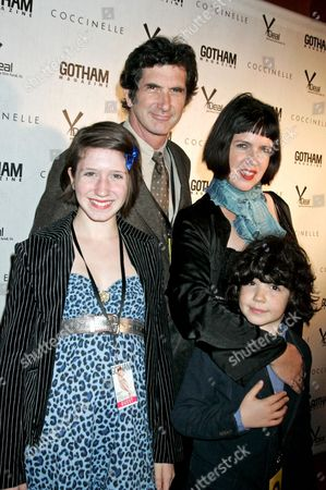 Katherine Dieckmann and family