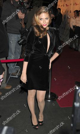 Editorial photo of 'New York, I Love You' film premiere at the Ziegfeld Theatre in New York, America - 14 Oct 2009
