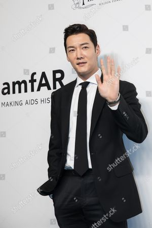 Editorial image of amfAR Gala Hong Kong 2019, China - 25 Mar 2019