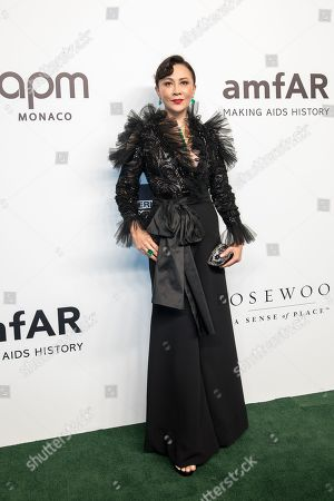 Editorial picture of amfAR Gala Hong Kong 2019, China - 25 Mar 2019