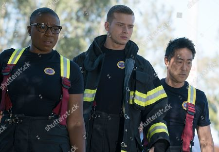 Editorial picture of '9-1-1-' TV Show Season 2 - 2018