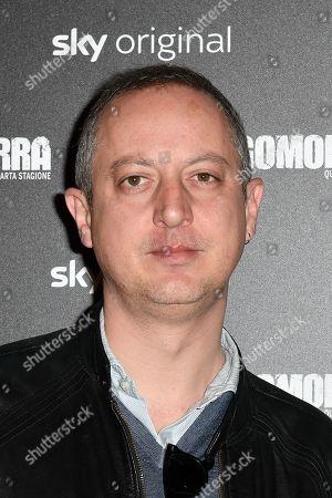 Editorial photo of 'Gomorra 4' TV show photocall, Rome, Italy - 25 Mar 2019