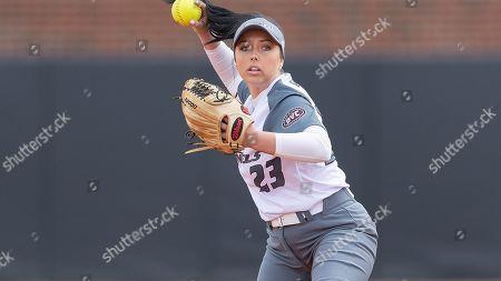 Editorial picture of Eastern Kentucky Softball, Richmond, USA - 24 Mar 2019
