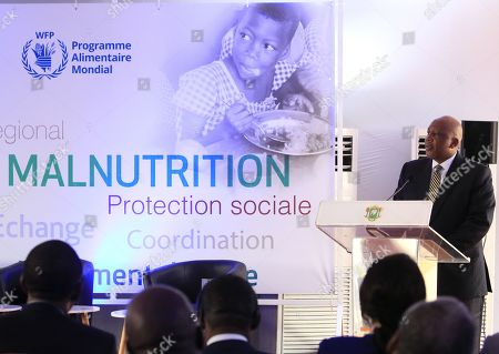 Editorial photo of Official launch of Centre of Excellence Against Hunger, Abidjan, Cote D'ivoire - 25 Mar 2019