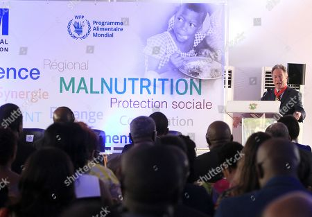 Editorial picture of Official launch of Centre of Excellence Against Hunger, Abidjan, Cote D'ivoire - 25 Mar 2019