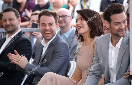 Taylor Goldsmith, Mandy Moore and Shane West
