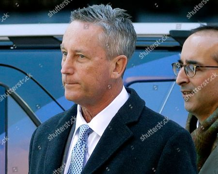 Martin Fox, John Vandemoer. Martin Fox, from a private tennis academy in Houston, arrives at federal court in Boston, to face charges in a nationwide college admissions bribery scandal