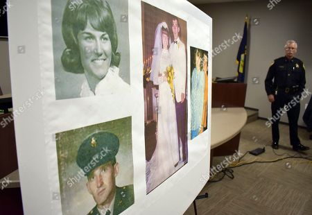 Editorial image of Montana Cold Case, Billings, USA - 25 Mar 2019