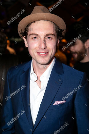 Stock Photo of Rory Fleck Byrne (Aaron)
