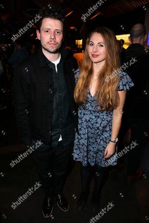 Sam Yates (Director) and Ella Road (Author)