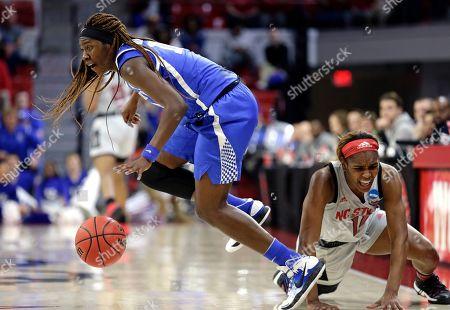 Editorial image of NCAA Kentucky NC State Basketball, Raleigh, USA - 25 Mar 2019